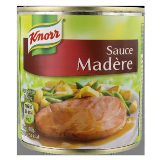 Découvrez Sauce Madère   Knorr