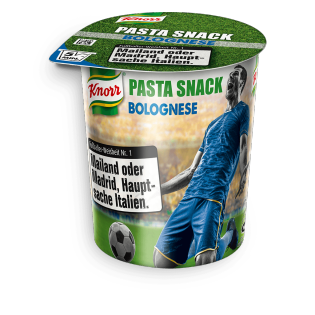 KNORR Pasta Snack Bolognese