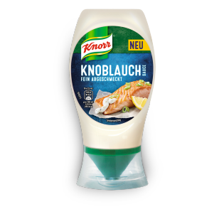 Knorr Knoblauch Sauce
