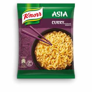 Knorr ASIA NOODLES CURRY GESCHMACK