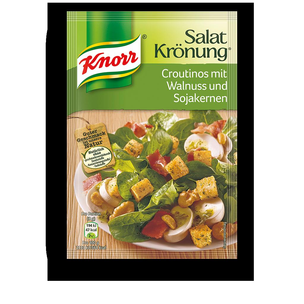 Knorr Salatkrönung Inhaltsstoffe