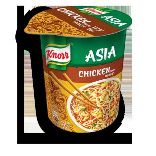 KNORR Asia Snack Becher Chicken Noodles