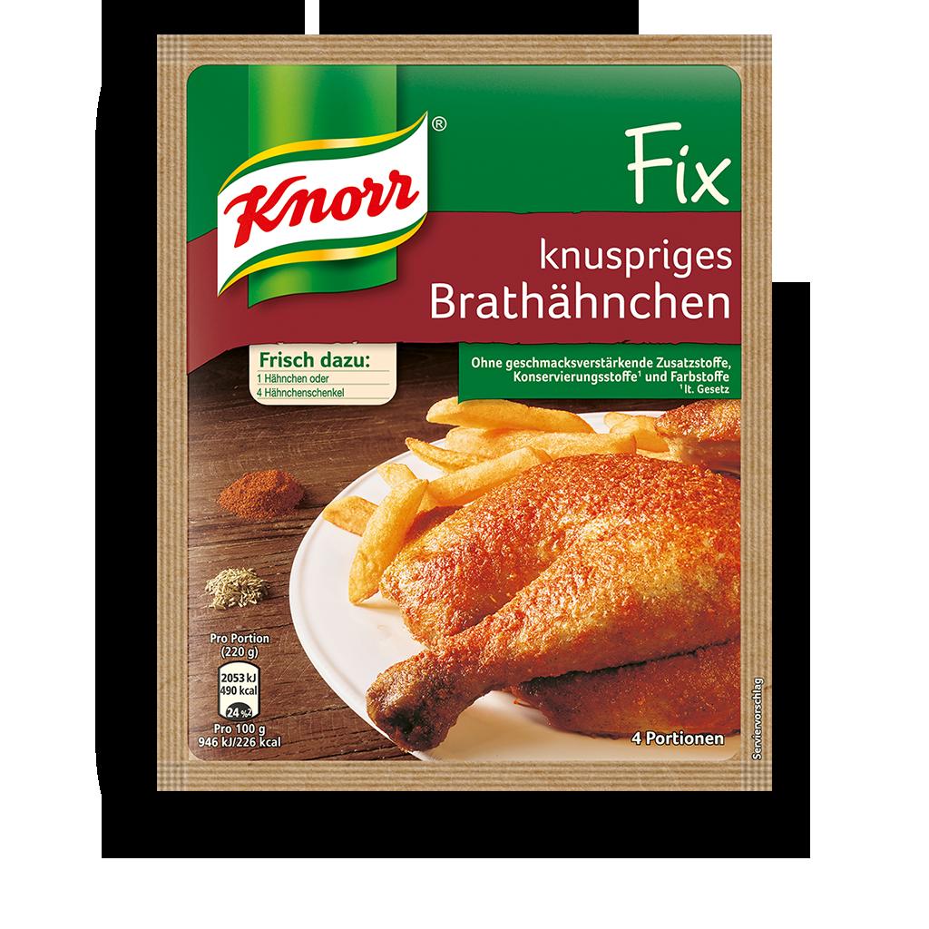 Knorr Fix Knuspriges Brathähnchen 29 G