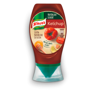 Knorr Natürlich Lecker! Ketchup