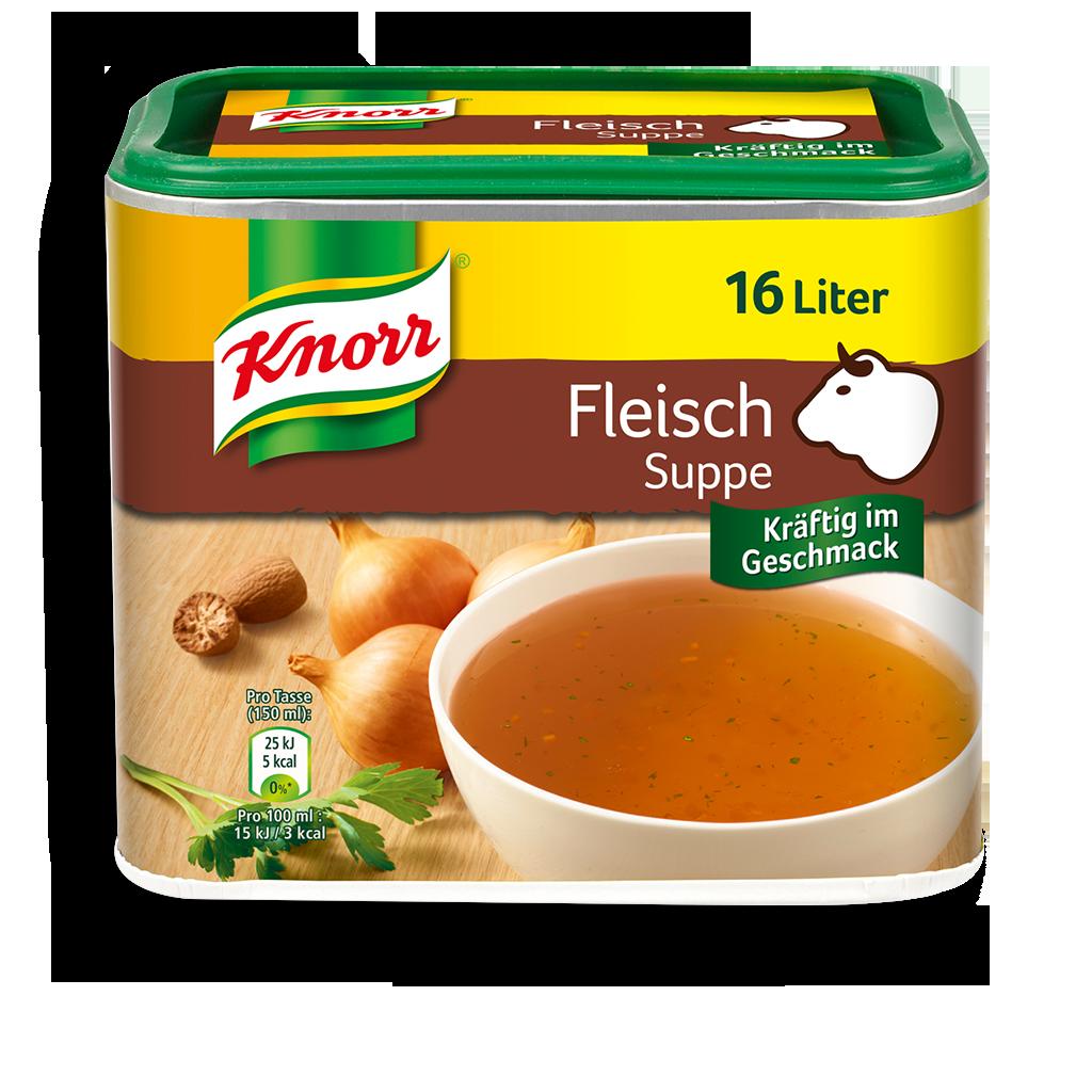 Fleischbrühe Knorr