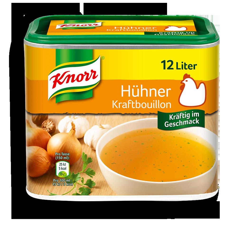 Knorr Hühnerbrühe