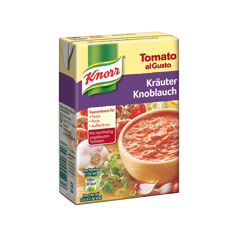 Knorr Tomato Al Gusto Kräuter