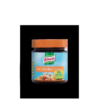 Reduced Salt Chicken Granules