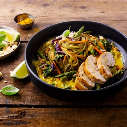 Easy and delicious noodles dishes