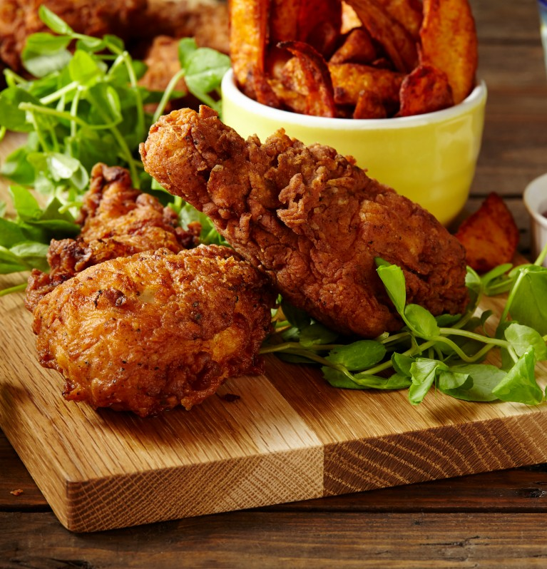 Southern fried chicken knorr