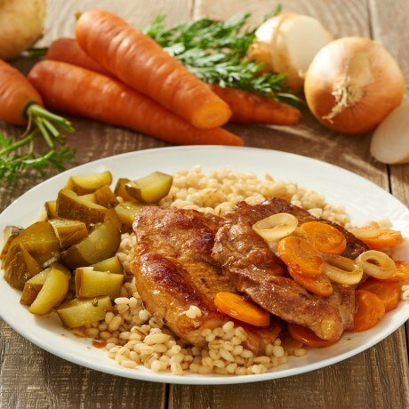 Pork Chops with Onion