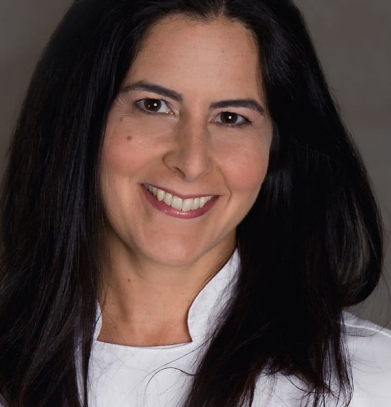 Chef Suzanne Barr de Knorr