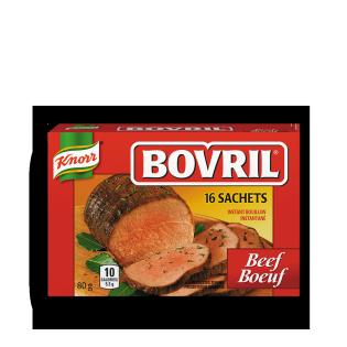 Sachets de bœuf Bovril