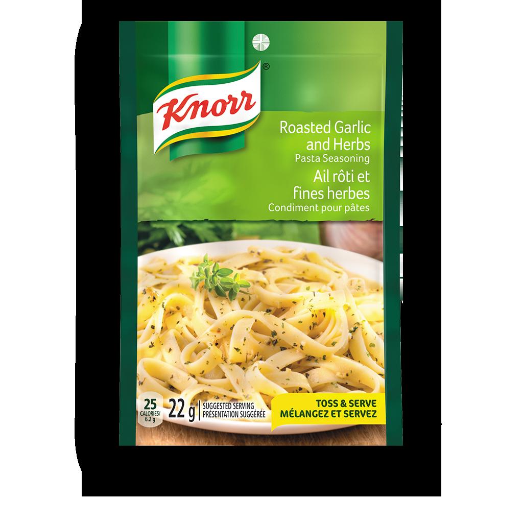 Roasted Garlic And Herbs Pasta Seasoning Knorr 174