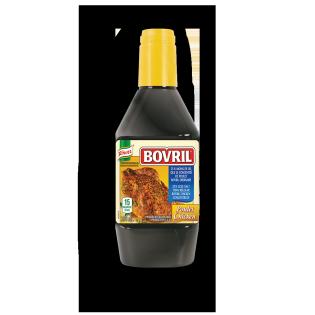 Bouillon de poulet liquide contenant 25 % moins de sel Bovril