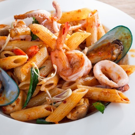 Quick and fuss-free pasta dishes