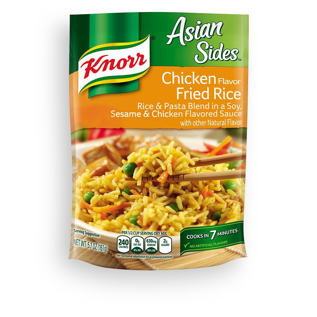 Knorr 174 Asian Sides Chicken Fried Rice
