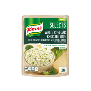 Knorr 174 Selects White Cheddar Broccoli