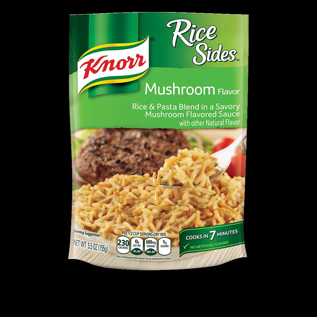 Knorr 174 Rice Sides Mushroom Rice