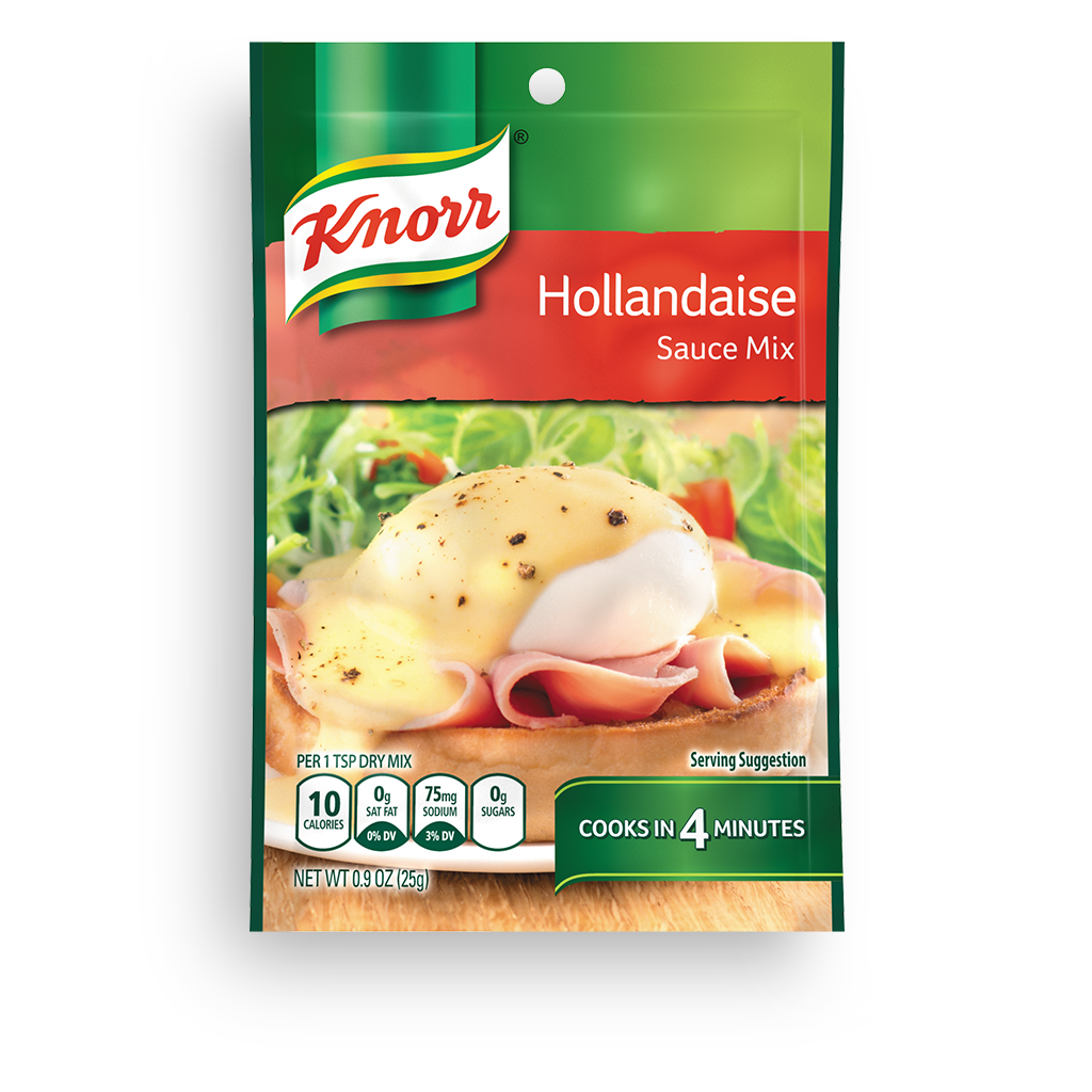 knorr classic sauces hollandaise. Black Bedroom Furniture Sets. Home Design Ideas