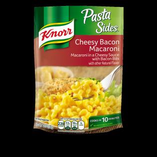 Cheesy Bacon Macaroni