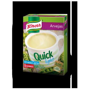 Sopa Quick light de Arvejas