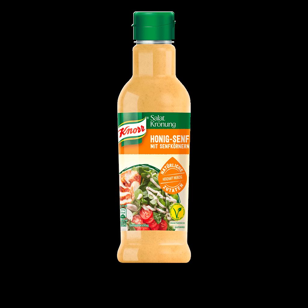 Salatkrönung In Der Flasche Knorr