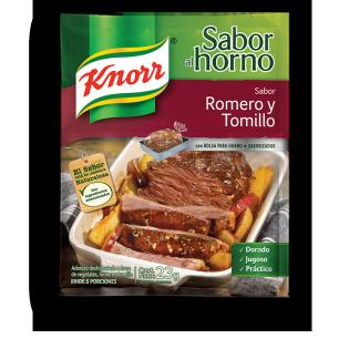 Sabor al Horno Romero y Tomillo