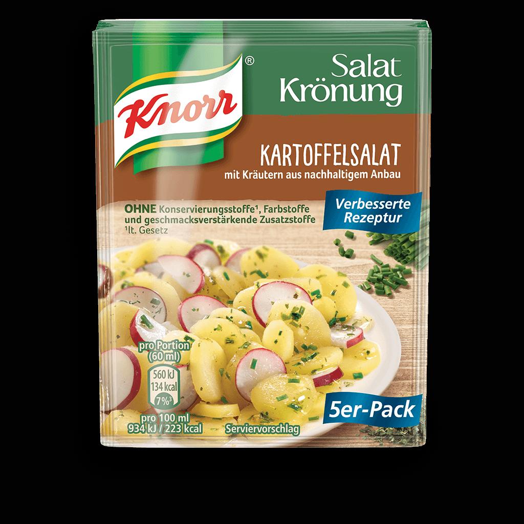 Knorr Salatkrönung Kartoffelsalat : knorr salatkr nung kartoffelsalat ~ Lizthompson.info Haus und Dekorationen