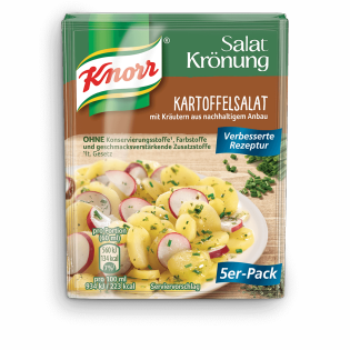 KNORR Salatkrönung Kartoffelsalat