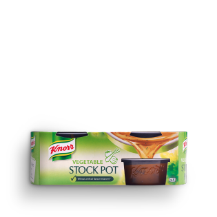 Vegetable Stock Pot