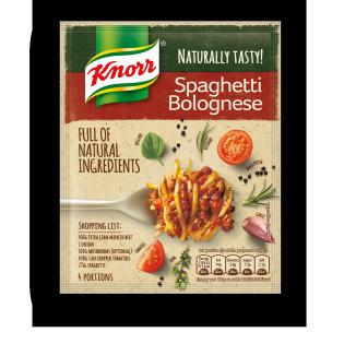 Naturally Tasty Spaghetti Bolognese