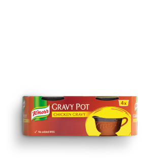 Chicken Gravy Pot