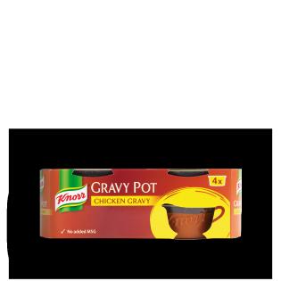 Chicken Gravy Pot