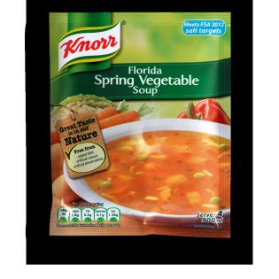Florida Spring Vegetable Soup
