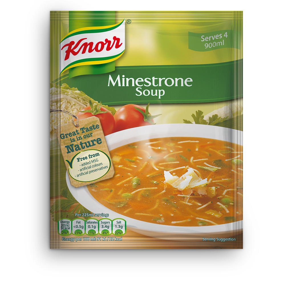 minestrone soup knorr uk. Black Bedroom Furniture Sets. Home Design Ideas