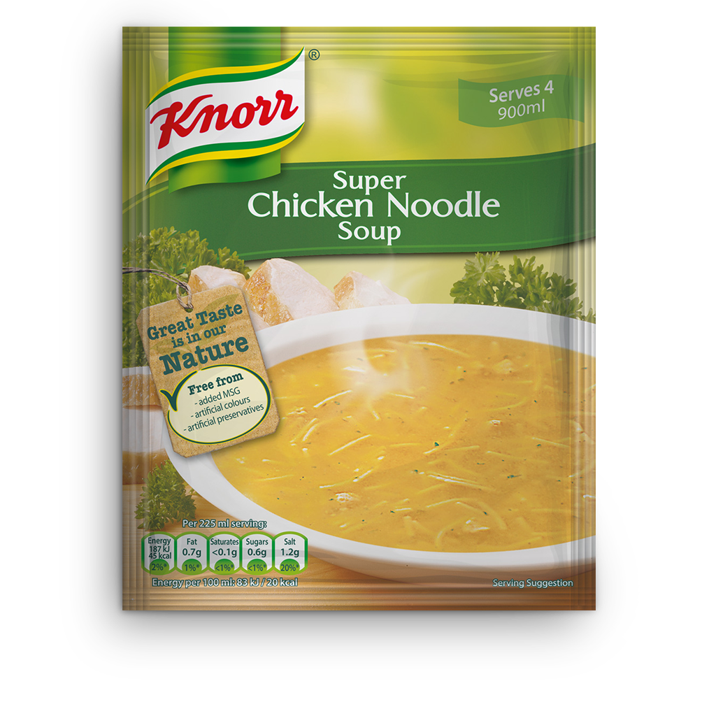 Chicken noodle soup knorr uk for How do you make chicken noodle soup
