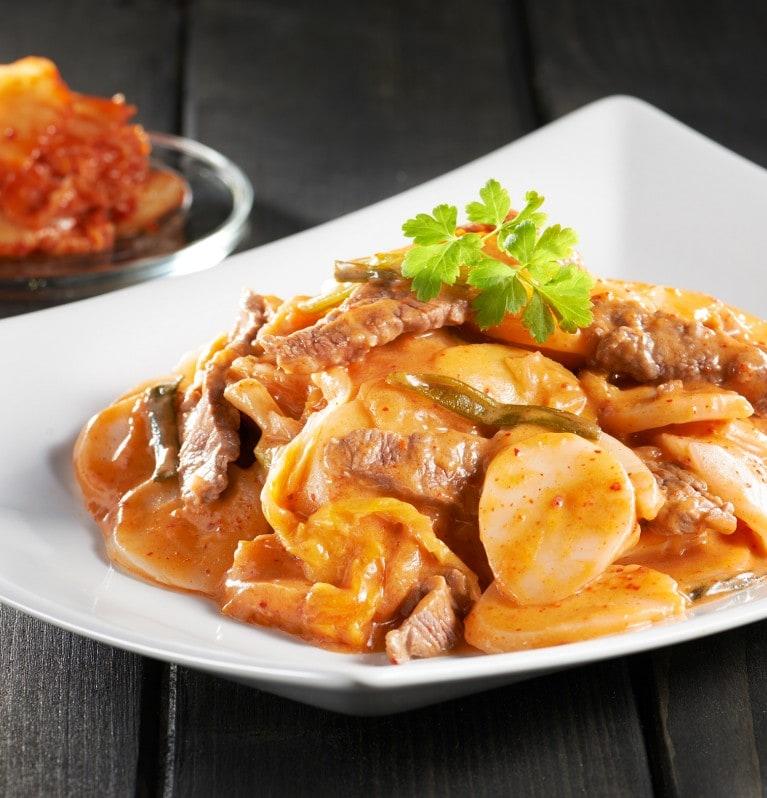 韓式 Knorr