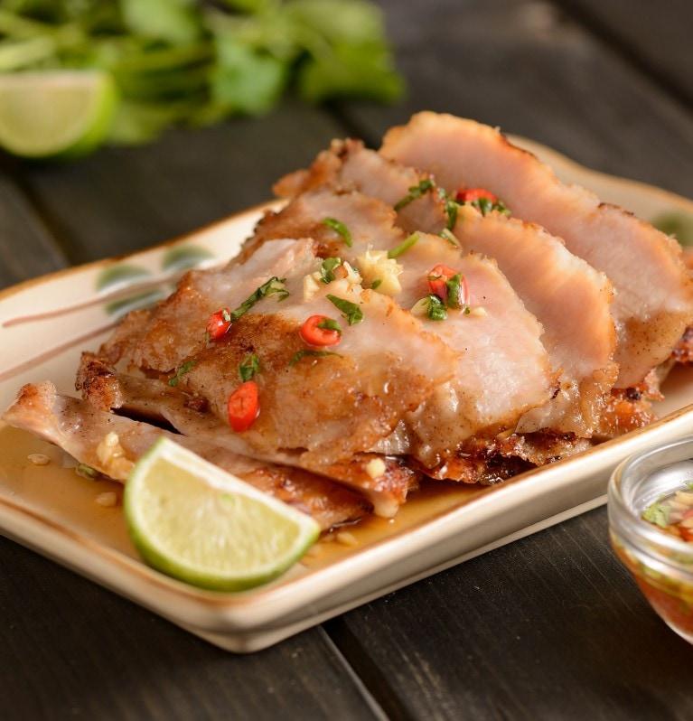 泰式香茅豬頸肉,家樂牌,菜譜,食譜