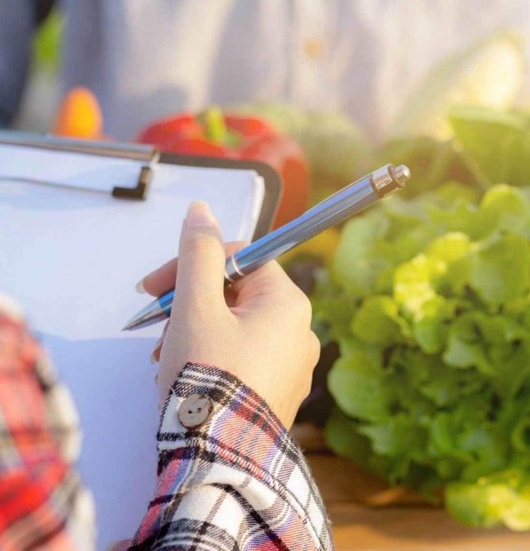 愛環境食材名單