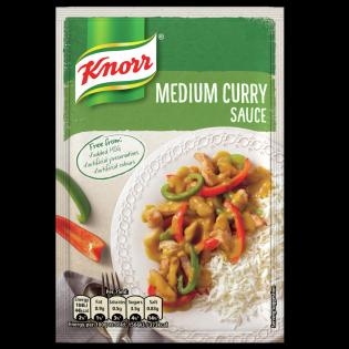 Medium Curry Sauce