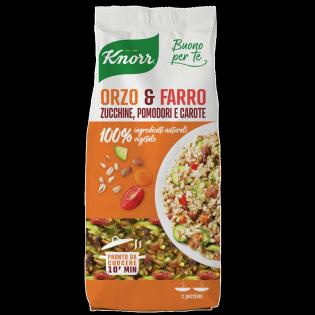Orzo & farro