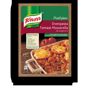 Mix voor Ovenpasta Tomaat Mozzarella