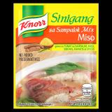 Knorr Sinigang na may Miso