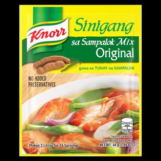 Knorr Sinigang sa Sampalok Original