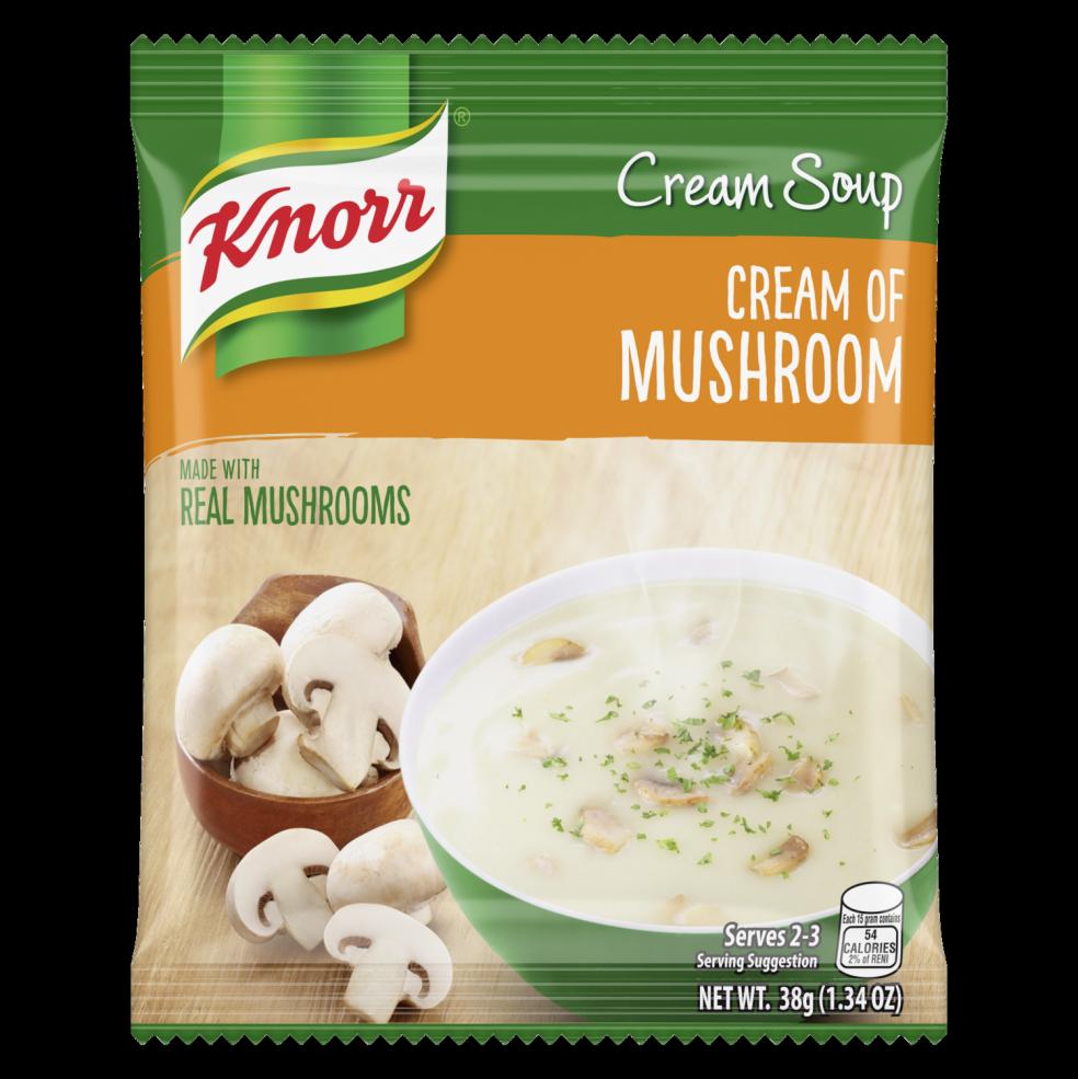 Knorr Cream Of Mushroom Soup Knorr
