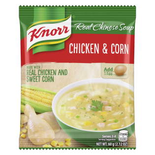 Knorr Chicken and Corn Soup