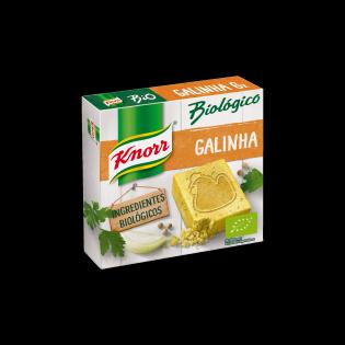 Caldo Biológico de Galinha | Knorr Portugal