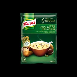 Creme de Cogumelos Selvagens | Knorr Portugal