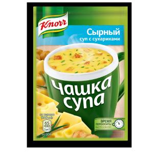 Knorr сайт пэкшот Сырный
